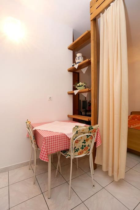 Dining room, Surface: 3 m²