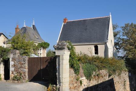 Chambre indépendante sur jardin. - Saint-Saturnin-sur-Loire