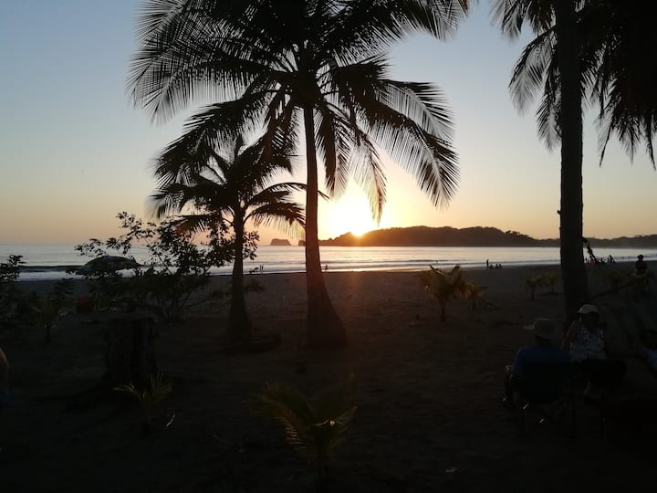 Costa Rica Carrillo Beach Guanacaste Camping Zone