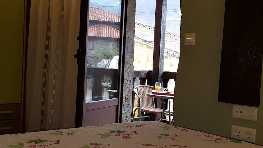 Maravilloso apartamento en el Valle de Soba - Quintana - Leilighet