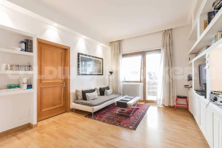 New Lovely Apartment Cortina d' Ampezzo Street