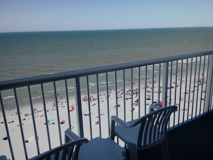 Killer View Condo-100% Direct Oceanfront Panoramic