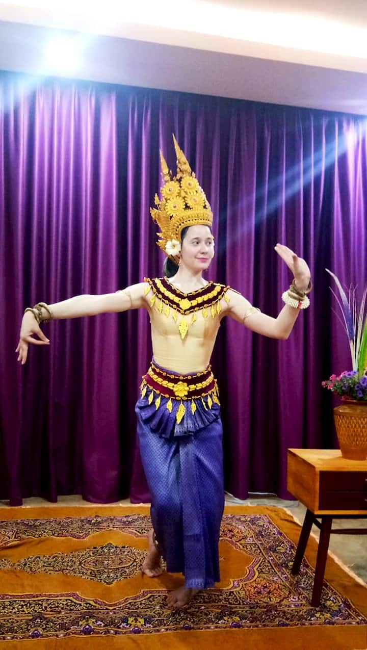 You are the Apsara