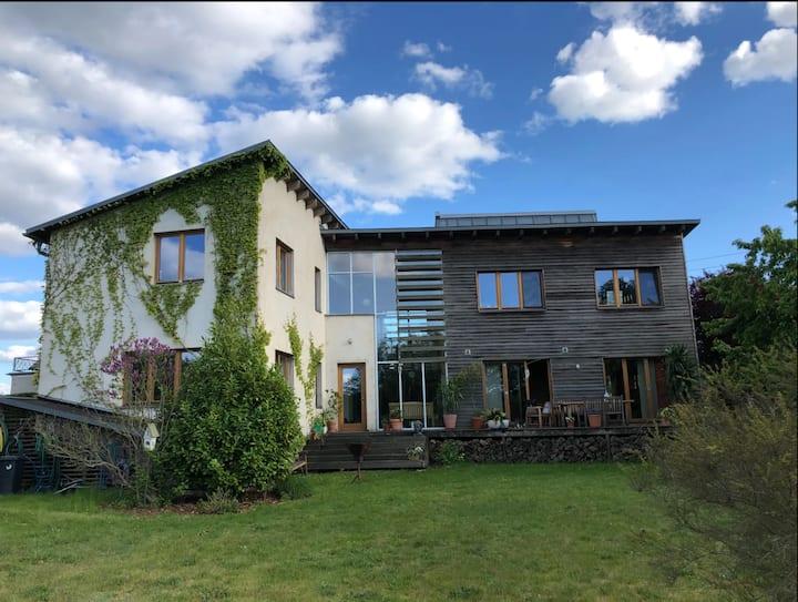 Apartment am Schwielochsee mit eigenen Steg
