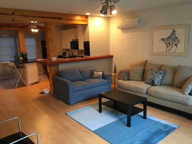 Spacious In-Law Suite, Short Walk from Campus