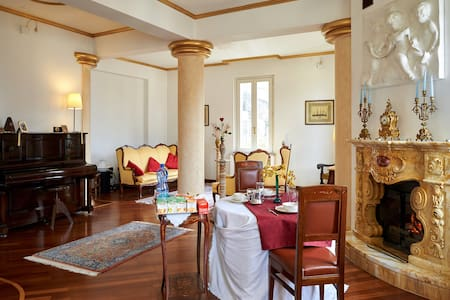 Villa Puccini B&B - Room Tosca - Lecco
