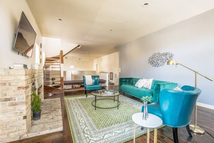 Massive Space w/ Private Room, 2 Patios & Laundry
