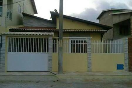ALUGA-SE CASA NA CAPONGA - Cascavel