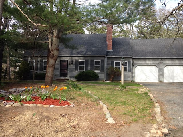 Spacious 4BR house in quiet neighborhood