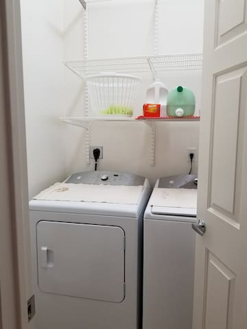 Laundry Room  - for long term tenants