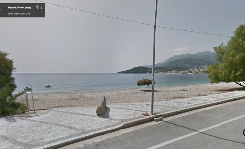 25 meters from the beach! - Himarë - Apartmen