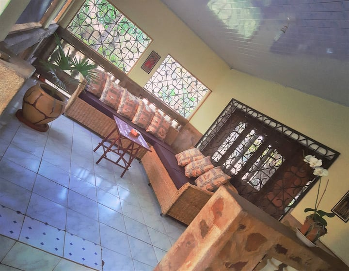 Tropical  Garden - Diani Beach - privates Zimmer