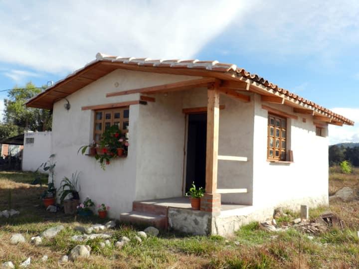 Casita con encanto rural en Huehuetenango