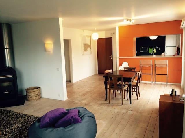 Superbe appart proche de LAUSANNE - Romanel-sur-Lausanne - Apartment