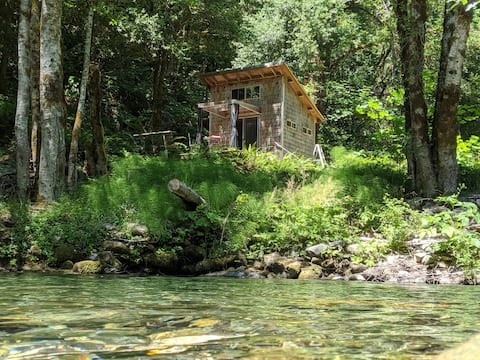 The Emerald Outpost - off-grid gateway to SRNF