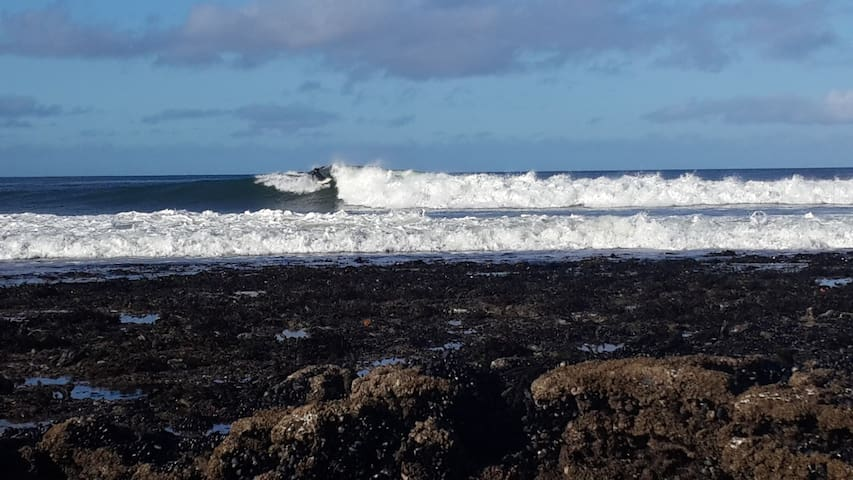 Couple/Family/Surfer/Wanderer-friendly getaway - Easky