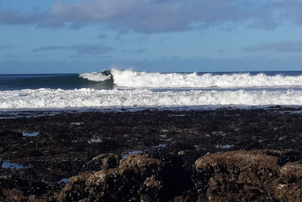 Easkey surf- 5min drive from the house