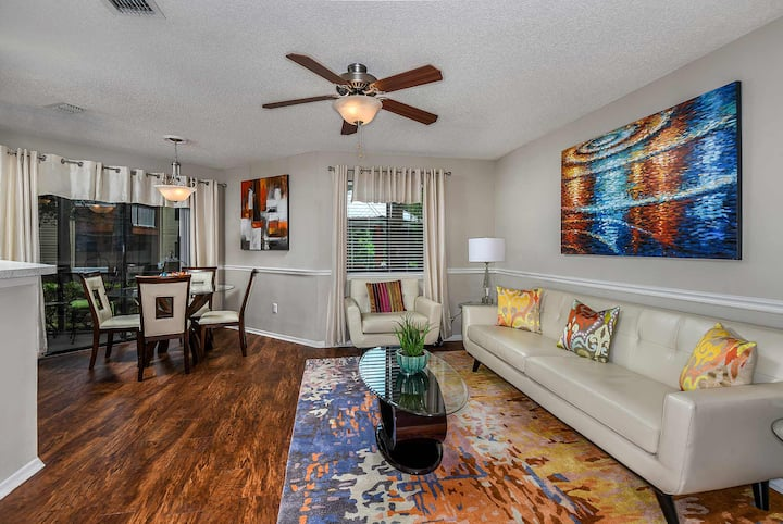 Live + Work + Stay + Easy | 2BR in Riverview