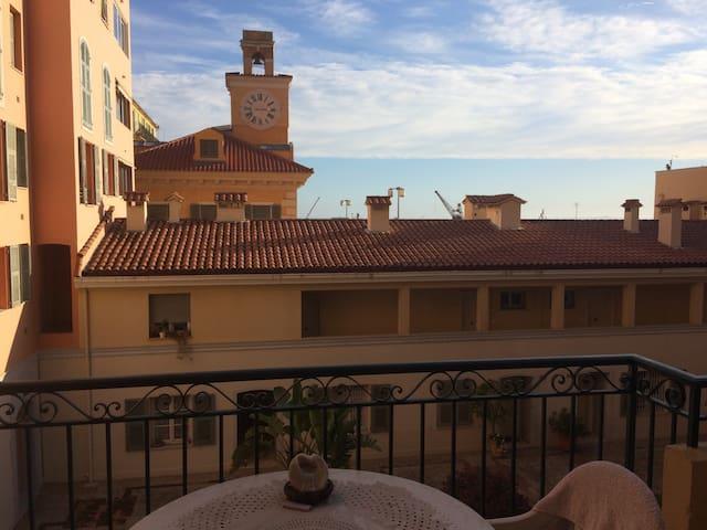Appartement sur le port de Nice - Nice - Appartement