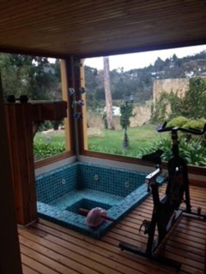Escapada Campestre 20 mtos de Bogota