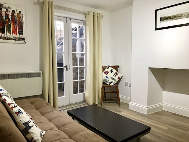 Zone 1 apartment. Granary Square and Kings Cross