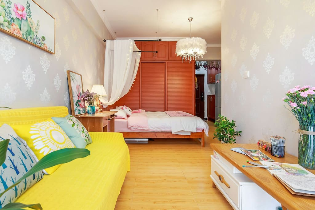 温馨舒适大床房