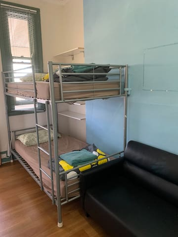 Share house near Bondi with Bunk Bed