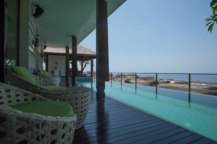 GAIA Villa, 600m, Ocean View, Pandawa Beach