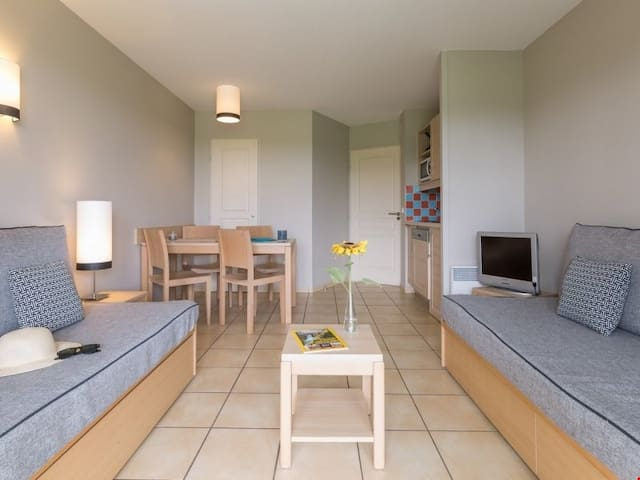 Stunning Beachside Studio Apartment