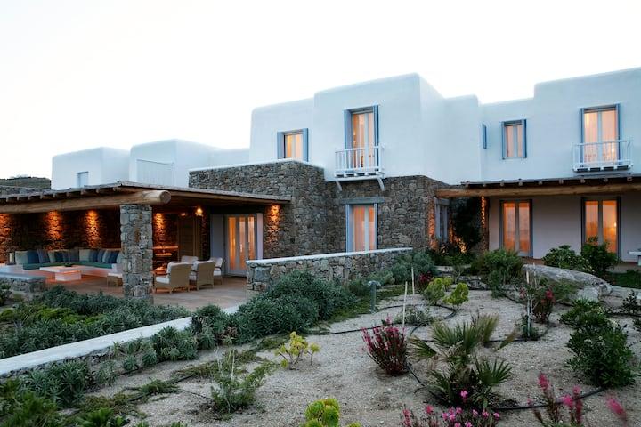 Sunrise Myconos Villa