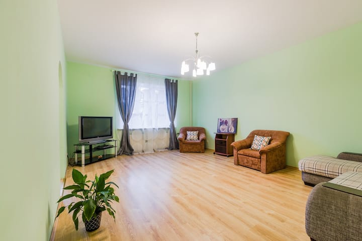 1-комнатная квартира на ул. Красной Звезды Пушкин