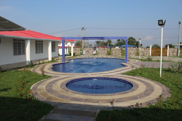 Villa turística San lorenzo 30min de Villavicencio