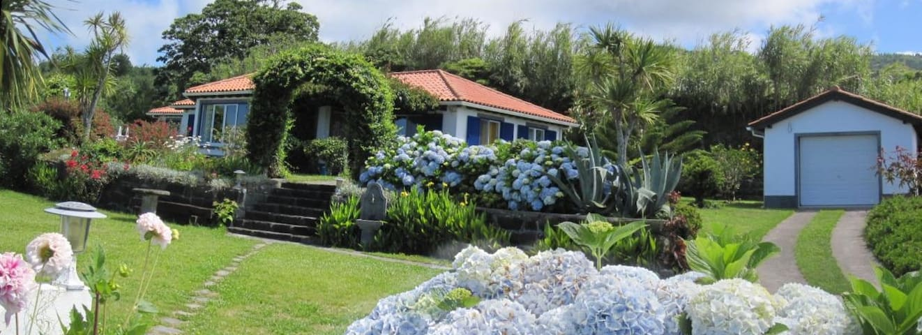 Gemütliche große Vivenda, Panorama - Candelária, Kreis Ponta Delgada - Casa