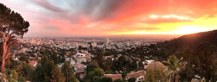 Hollywood Hills ~ Le Paradis
