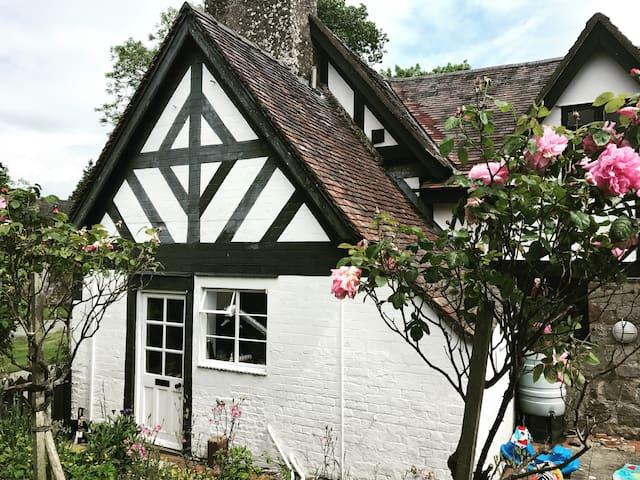Beautiful Tudor grade ll listed cottage