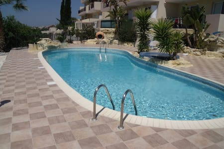 2 bedroom penthouse apartment next to Paphos - Tala - Apartment