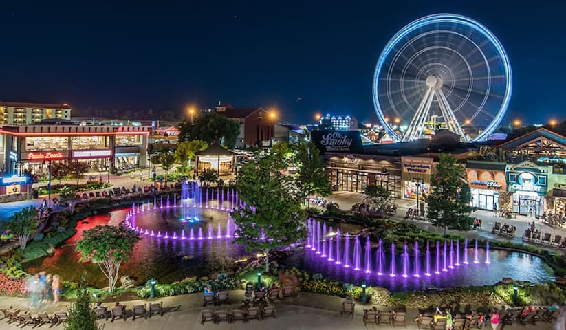 The Island at Pigeon Forge TN