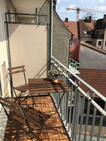 Modern & fully equiped apartment in the center - Augsburg - Apartamento