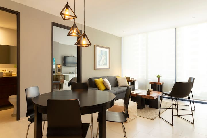 Brand new, exclusive apartment downtown Querétaro