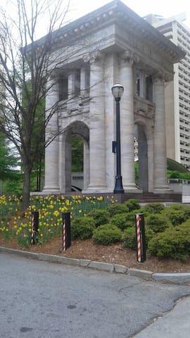 Perfect Location 2 - Atlanta - Apto. en complejo residencial