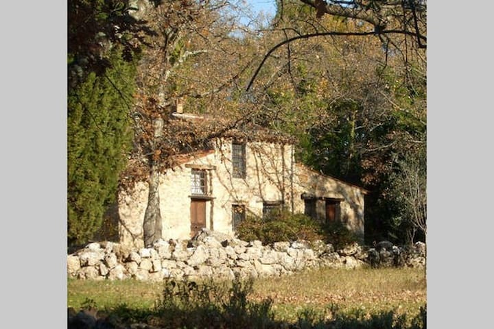 Charming Stones House in Provence