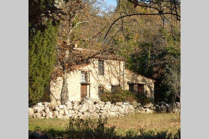 Charming Stones House in Provence - Bagnols-en-Forêt - Villa