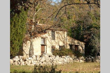 Charming Stones House in Provence - Bagnols-en-Forêt