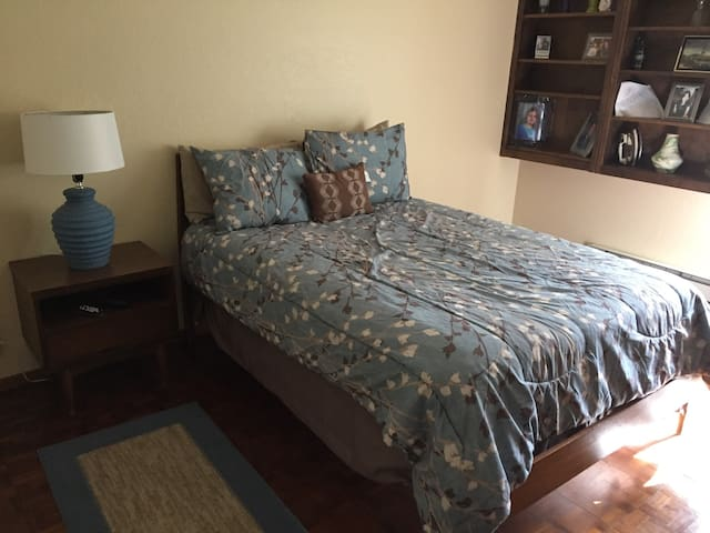 Private Room by SFO, Downtown Burlingame/San Mateo - San Mateo - Apto. en complejo residencial