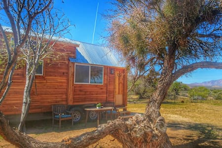 Tiny House near Death Valley /The hummingbird - Cabane