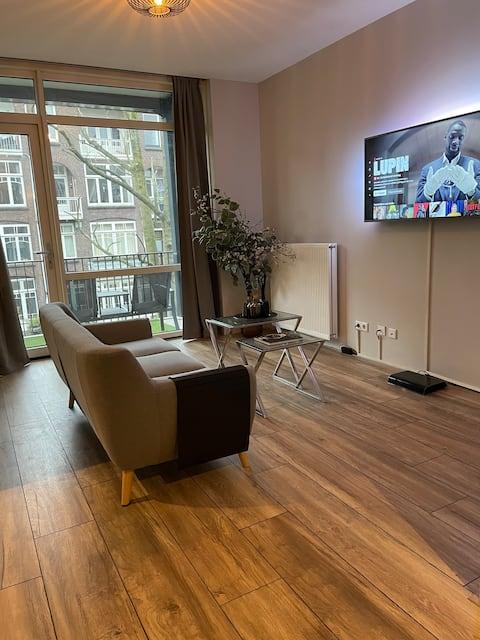Strak appartement in het centrum van Rotterdam!