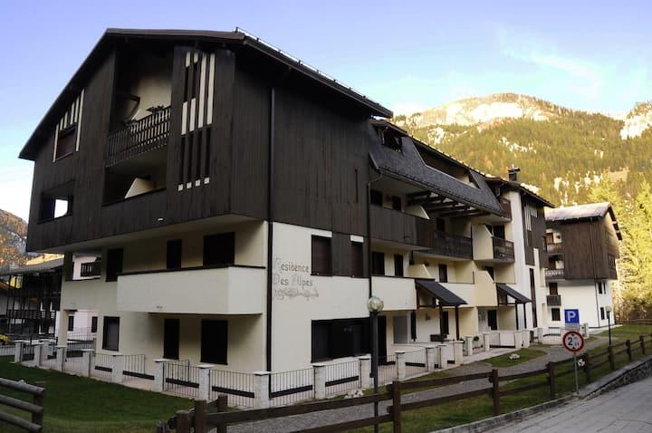 Appartamento Des Alpes: nel cuore delle Dolomiti