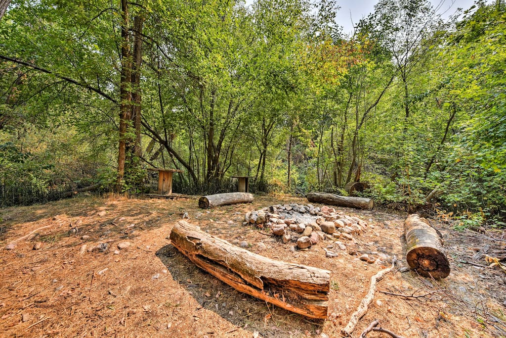 Nestled on 18 acres of land, this property boasts amazing outdoor amenities and countless opportunities for adventure.