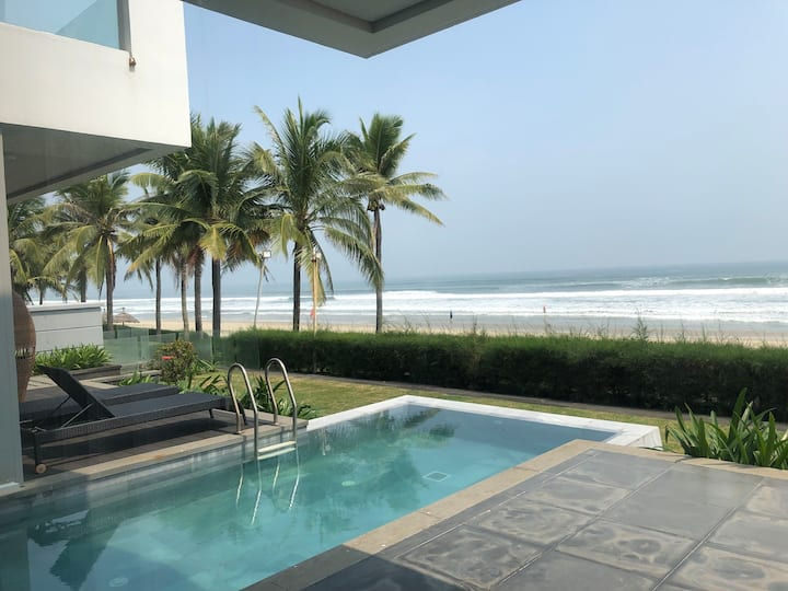 Ocean villas Da Nang Beach front 4bedroom