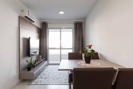 Apartamento novo completo próximo a praia - Florianópolis - Departamento